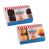 MUFFINS ORIGINAL/CACAO BLISTER (3+3)x480g 6ud GIMAR