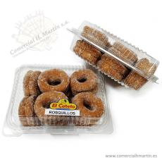 2� BLISTER ROSQUILLOS DOBLES 8X350g 10ud CATETO