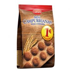 1� MINI CAMPURRIANAS 6 paq. 280g