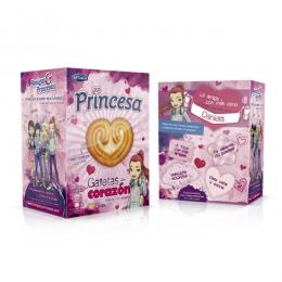 1€ PRINCESA ORIGINAL CORAZON 12 paq. 120g **